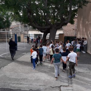 Mise en place de 2 exercices PPMS au sein des écoles de Baixas